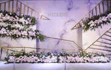 【PUMPKIN婚礼策划】大理石风