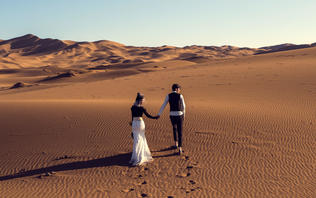 [新疆沙漠旅拍 ]沿线纯外景拍摄