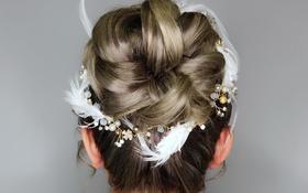 新娘发型 | 可软萌俏皮可优雅大方的小丸子