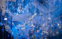 *艾薇汀婚礼*17年最新蓝色飞鸟主题创意婚礼