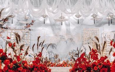 锦-创意定制新中式主题婚礼