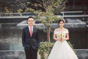 长的超级像angelababy的新娘,嫁了谁?