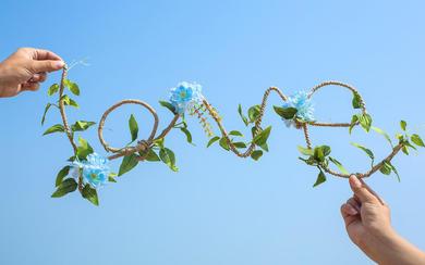 【米蘭新娘】恋爱的季节,我们相约海边