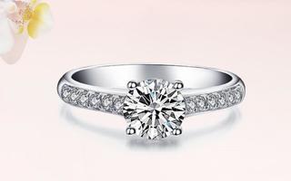 特际珠宝GIA钻石婚戒定制