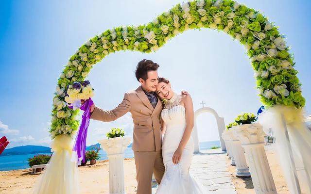 三亚-【玛莎妮娜】—婚纱摄影《蓝色港湾之童话》