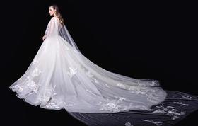 【龢高定4件】品牌主纱+马来褂+礼服+伴娘服