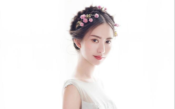 高级化妆师新娘早妆造型唯美简约妆容