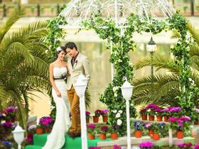 薇拉风尚《爱在旅途》苏州清新婚纱照系列
