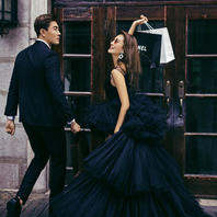 网红旅拍婚纱照|万达/太平街/岳麓山等任选拍摄