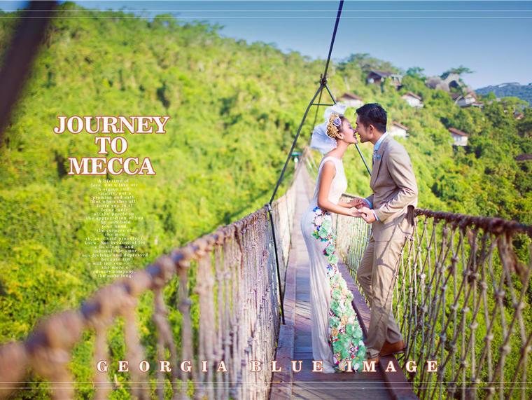 《童话》主题婚纱摄影 一天档期游艇+水下+五星主题任选拍摄