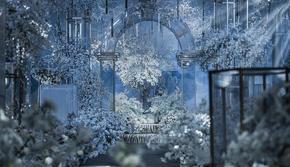 【维西婚礼】-将元素,色彩简化到最少,爱无边际。