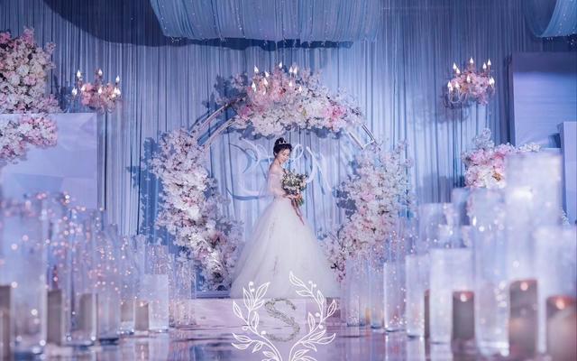 【时光婚礼策划】蓝色唯美——后来
