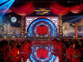 【古今缘中式汉式婚礼】阆中 -中式婚礼
