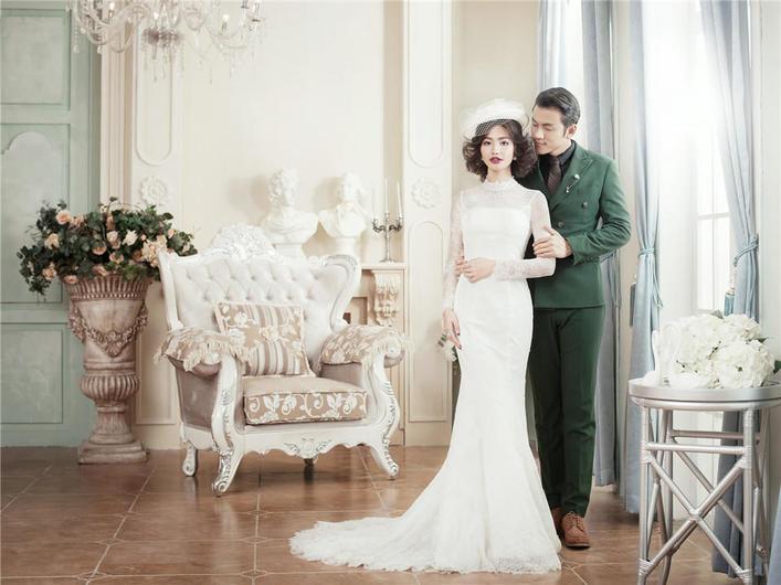 法式婚纱照_法式婚纱照图片大全