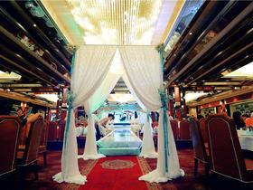世纪经典婚庆 高端酒店婚礼布置