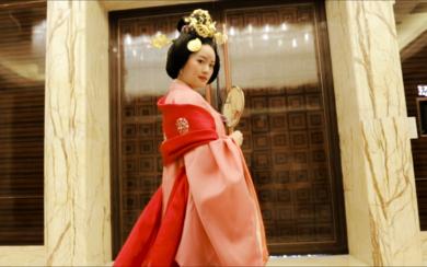 长乐未央唐风婚礼—唐风复原婚礼