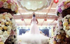 高端婚礼摄像(超清三机位+摇臂)