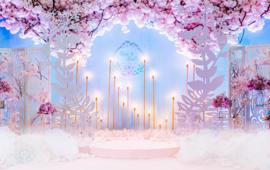 粉色小清新《樱花树下的誓言》