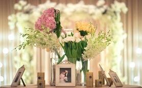 【丽宝婚礼】优雅奶茶色婚礼套系——捧在手心的爱