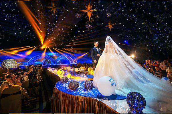 【美丽卡洛】梦幻星空下的婚礼