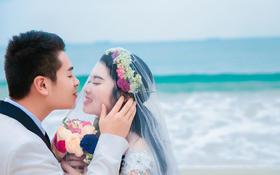 三亚希菲尔婚纱摄影/心心相印/作品欣赏
