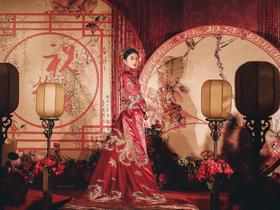 【素格婚礼】红色中式婚礼