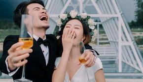 婚纱照+微电影拍摄拍仪式感的婚纱照丨一价全包