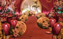 汇爱婚礼——新中式婚礼布置《荷韵》