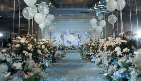 【爱卫婚礼】西式小清新婚礼+3大金刚+小预算婚礼