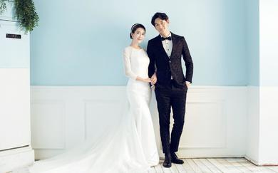 【进部婚纱摄影】韩式唯美主题·爱你的心