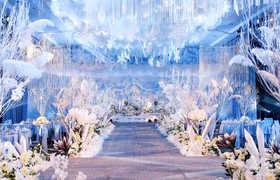 江苏蓝剑婚礼策划机构:《冰境》