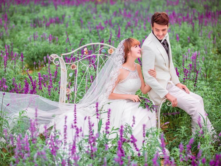 婚礼纪优惠唯美婚纱照套餐