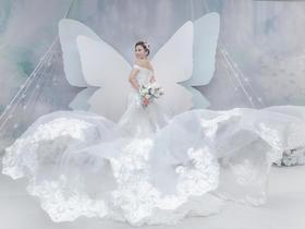 【瑞刻创意婚礼】曙光国际酒店《蝶》