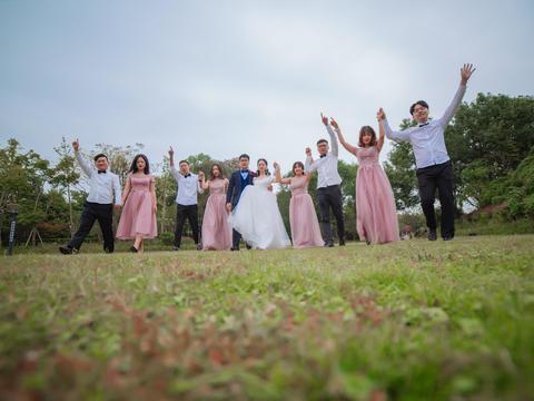 豚豚婚礼影像 首席档单机摄影