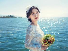 婚纱照-云南洱海