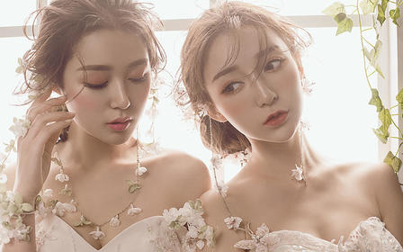 【凯瑟琳婚纱造型】首席化妆师