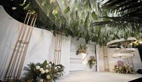 【叁契婚礼】北欧风患者 这是一场最chic的轻奢