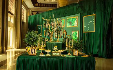 艾斯薇婚礼会馆—梦中的绿野仙踪