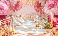 【美瑞婚礼】超值花艺设计婚礼套餐