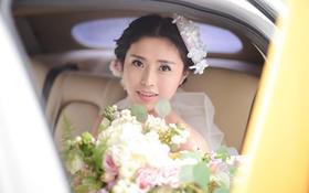【吆柒婚礼跟拍】手捧花是亮点