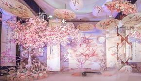 【维西婚礼】创意混搭新中式《梦》