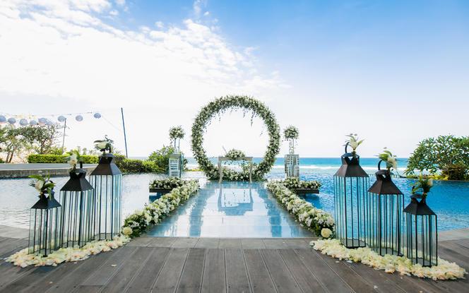 【罗曼斯海外婚礼】源爱水台婚礼婚礼蜜月一价全包
