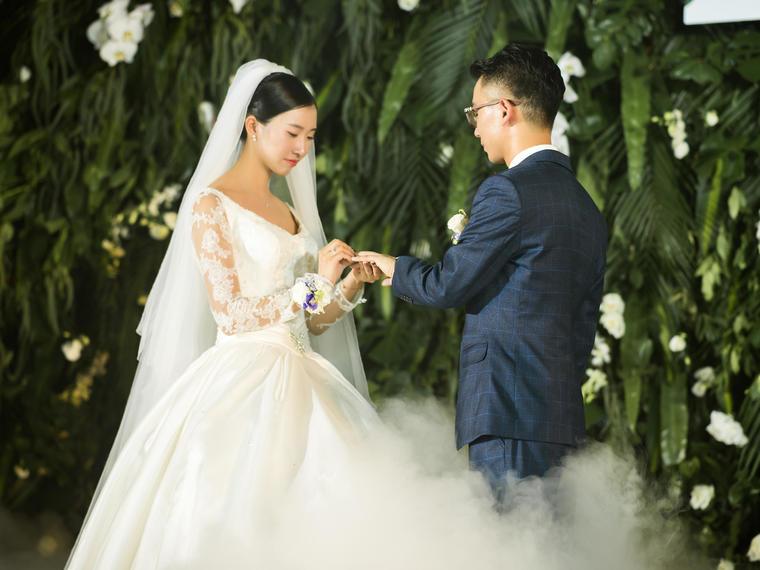 资深双机位婚礼跟拍-(杭州地区)