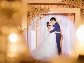 《婚礼必备首席档》双机摄像+单机摄影拍出浪漫唯美婚礼