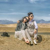 【新疆旅拍】新疆库姆塔格大沙漠