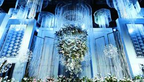 【花海阁】室内唯美婚礼超值特惠