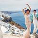 【圣托里尼】蓝白世界 驻地摄影师 网红特色景点