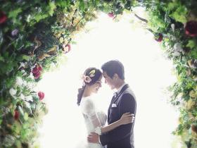 森系婚纱照《无忧D系列》