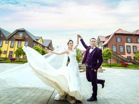 【明星组合】婚礼跟拍+婚礼摄像