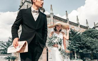 纪实INS系列【R摄影Studio】个性婚纱照